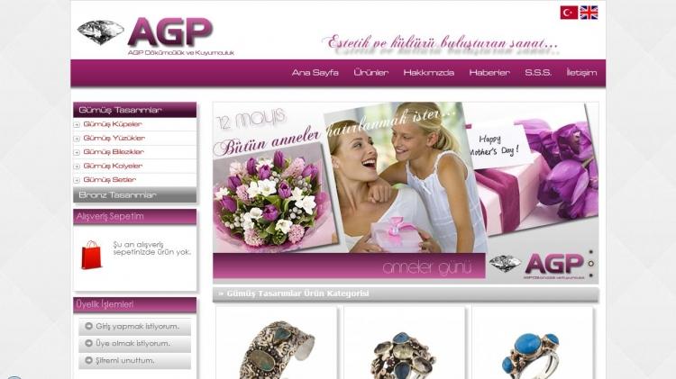 E-Ticaret Ana Sayfa