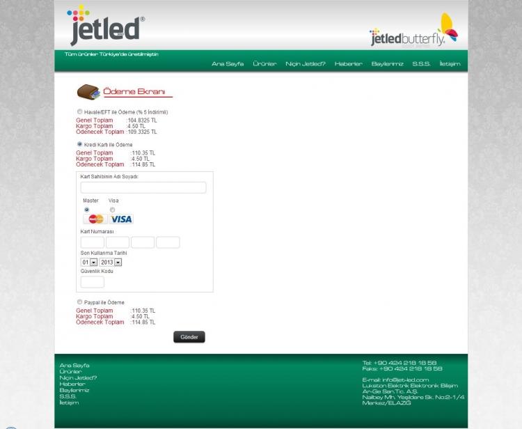 E-Ticaret Sitesi Ödeme Seçenekleri, Sanal POS, EFT-Havale, Paypal