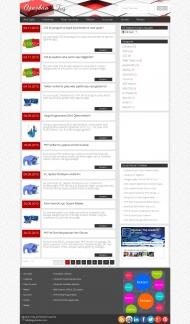 Oğuzhan Taş Kişisel Web Sitesi Tasarımı